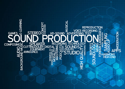 Audio design & Sound production