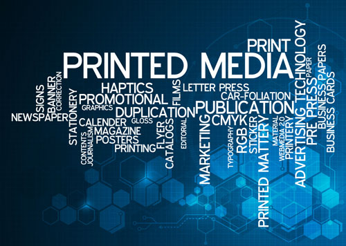 Print Design & Commercial Printing