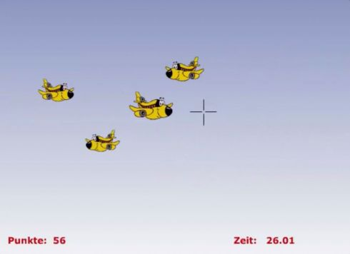 Reference to project Shooting Star <small>Online game</small> (3/4)